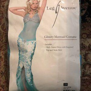 🔥🔥 Flash Sale!!! Glittery Mermaid Costume - Size Large